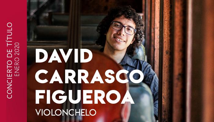 Titulo David Carrasco