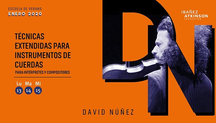 web Escuela de Verano David Nunez