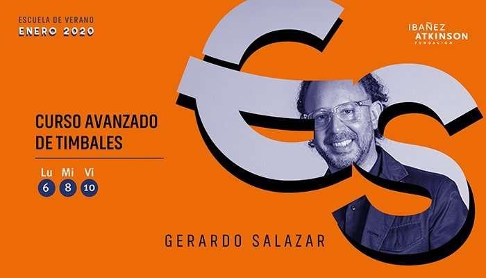 web Escuela de Verano Gerardo Salazar