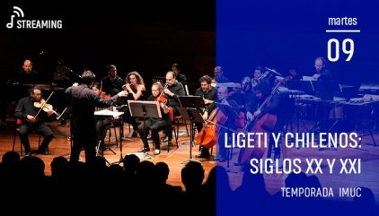 2.09 junio Ligueti y Chilenos
