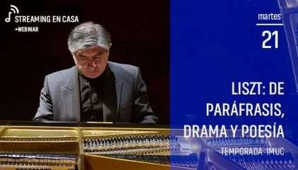 321 julio Liszt de parafrasis drama y poesia