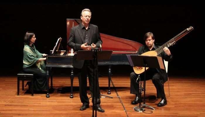 """El concierto """"Purcell: teclado y canto, se realizó el 27 de septiembre de 2016 en el GAM. Foto: IMUC."""