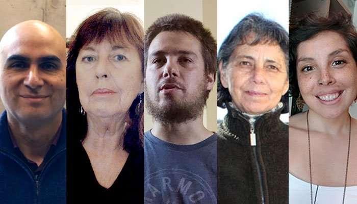 musicologos participantes